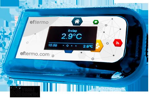 Eftermo ısı nem ölçer